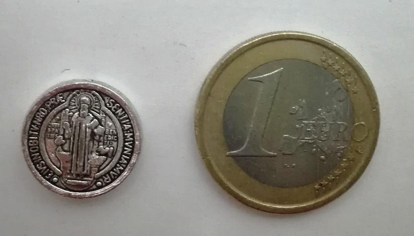a7b7dee705a Comprar Amuleto Medalla San Benito. Protección Contra el Mal