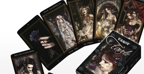 Tarot Favole. 78 Cartas a todo color (Español)