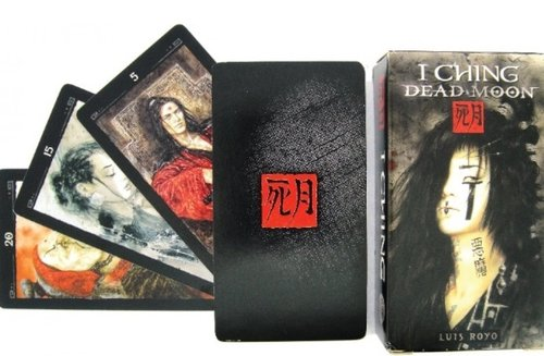 Tarot I Ching Dead Moon. 64 cartas a todo color (Español)