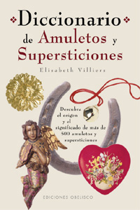 Libro, Diccionario de Amuletos y Supersticiones