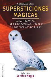 Libro de Supersticiones Mágicas