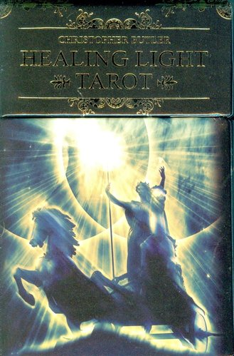 Pack Libro mas Cartas Healing Light Tarot (Español)