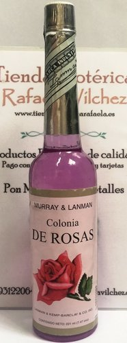 Agua de Rosa Murray & Lanman 221ml. Amor
