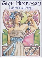 Pack Libro mas Cartas Art Nouveau Lenormand.