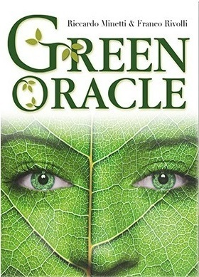 Libro mas Cartas Green Oracle