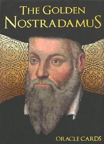 Libro mas Cartas The Golden Nostradamus