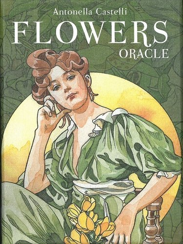 Libro mas cartas Flowers Oracle