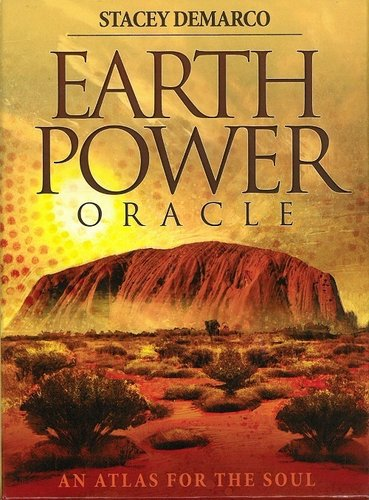 Libro mas Cartas Earth Power Oracle (Versión Inglesa)