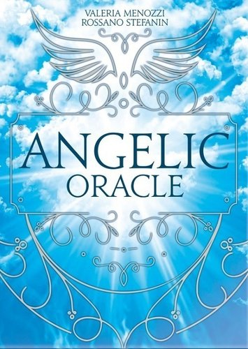 Pack libro mas Cartas Oraculo Angelic